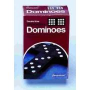 17 Pack PRESSMAN TOYS DOUBLE NINE DOMINOES