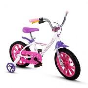 Bicicleta Feminina First Pro Aro 14 - Nathor - Feminino