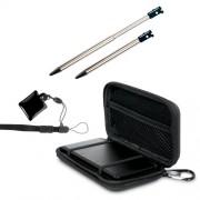 Nintendo 3DS 4-In-1 Case Pack - Black