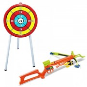 Set Arbaleta cu Ventuze si Tinta Archery Crossbow 969A