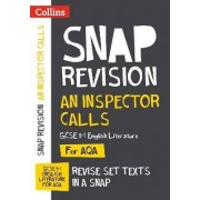 An Inspector Calls: New Grade 9-1 GCSE English Literature AQA Text Guide by Collins GCSE