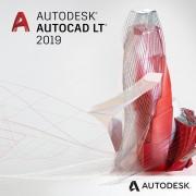 Autodesk AutoCAD LT 2019 Commercial New Single-user - godišnja pretplata