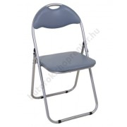 Cordoba összecsukható szék, szürke