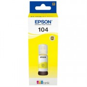 Epson 104 EcoTank Geel