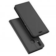 Husa Flip Cover Dux Ducis Skin pentru Huawei Honor 20 Pro Negru