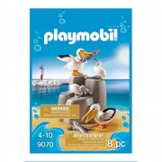 Playmobil Familia de peli canos Playmobil Family Fun 8 pzas