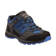 Regatta Mens Samaris Low II Waterproof Seam Sealed Walking Shoes - Blue - Size: 6