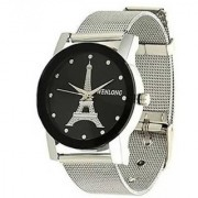 HK Wenlong super crystal Glass Best Designing Stylish Wrist Watch for Women