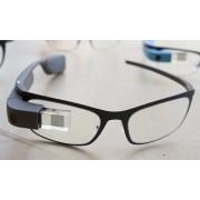 Google Glass Explorer Edition XE-C 2.0 with Frames RX Rocker Style Bundle Package (Shale Grey)
