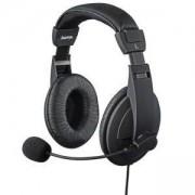 Геймърски слушалки HAMA Insomnia Coal, за PS4/SLIM/PRO, черен, HAMA-54486
