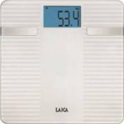 Cantar corporal de diagnostic Laica PS7003, 180 kg, Bluetooth, White