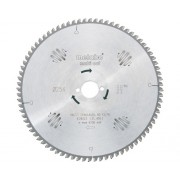 Disc fierastrau circular Metabo Professional Ø254x2,4x30 mm 80 dinti
