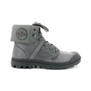 Palladium Boots Pallabrouse Baggy L2 Leather French Metal Unisex