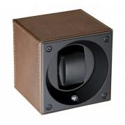Dispozitiv de intoarcere ceasuri Swiss Kubik - Brown Leather