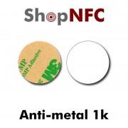 Tag NFC schermati adesivi 1k