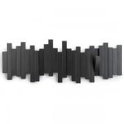 Cuier Umbra Sticks Multi Hook negru