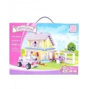 Fun Blox Fairyland Sweet Home Block Set - 440 Pieces