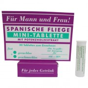 Възбуждащи мини таблети Испанска муха