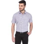 Dudlind Men Formal Half Sleeve Regular Fit Shirt Multicoloured Mens Shirts for Office and Business wear