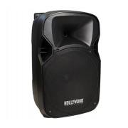 Hollywood Cassa Amplificata Mb-12 Bluetooth Usb Sd E Microfono Wireless