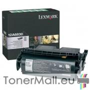 Тонер касета LEXMARK 12A6830