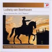 Evgeny Kissin - Beethoven: Piano Concertos No. 2 Op. 19 (0886977290626) (1 CD)