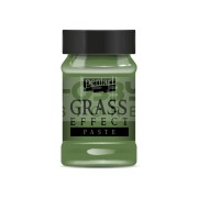 Pentart Pázsit hatás paszta (Moss & Grass Effect Paste) - pázsitzöld 34743