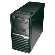Calculator Acer Veriton M480G, Intel Quad Core X3330 2.66GHz, 4GB DDR3, 320GB, DVD-RW