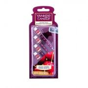 Yankee Candle Black Cherry Vent Stick Auto-Duftklammern 4 St.