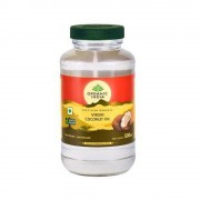 Ulei de cocos - Virgin presat la rece (Raw Extra)- Premium, Organic India, 500 ml