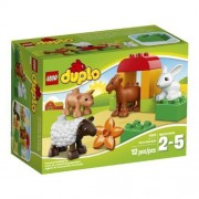 DUPLO LEGO Ville 10522 Farm Animals Toy, Kids, Play, Children