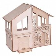 Paremo Конструктор Кукольный домик Я дизайнер Дачный домик с гаражом