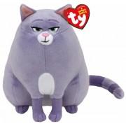 Jucarie de plus TY 18 cm - Pisica Chloe Secret life of pets