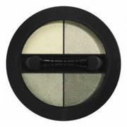 Gosh Quattro Eye Shadow Q56 Green Valley грим палитра сенки за очи