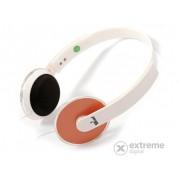 Omega FH3930O headset, alb-portocaliu