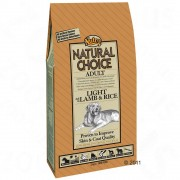 Nutro Natural Choice Adult Light Cordero y arroz - 2 x 10 kg - Pack Ahorro