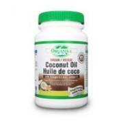 Ulei de cocos cu omega 3 60cps ORGANIKA