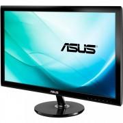 "Monitor 27"" ASUS LED VS278H, FHD 1920x1080, TN, 16:9, 1ms, 300 cd/mp, 80M:1, 170/160, HDMI, D-Sub, speakers, Kensington Lock, garantie 3 ani"
