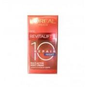 Crema de noapte L'Oreal 10 Revitalift Multi-active Night Cream