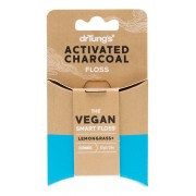 Activated Charcoal Smart Floss 27m