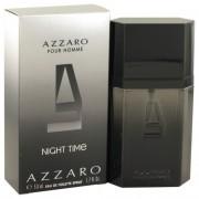 Azzaro Night Time Eau De Toilette Spray 1.7 oz / 50.3 mL Fragrance 501163
