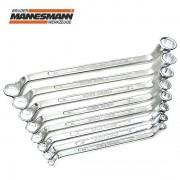 Двустранни ключове тип лула Mannesmann, 12 части, 6-32мм