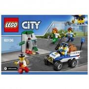 LEGO® LEGO 60136 Politie Starterset - conditie: nieuw