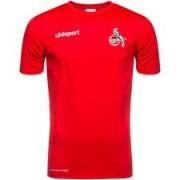 FC Köln Score Trainingsshirt - Rood/Wit Kinderen