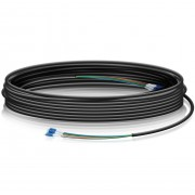 Ubiquiti Fiber Cable, Single Mode, 200 feet length
