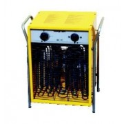 MASTER Ipari Hordozható elektromos hőlégfúvó ventilátorral B9 EPB