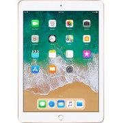"Tableta Apple iPad 9.7 (2018), Procesor Quad-Core 2.34GHz, IPS LCD Capacitive touchscreen 9.7"", 2GB RAM, 128GB Flash, 8MP, Wi-Fi, 4G, iOS (Auriu) + Cartela SIM Orange PrePay, 6 euro credit, 6 GB internet 4G, 2,000 minute nationale si internationale fix sa"