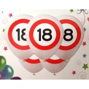 Balon latex 18 ani jumbo