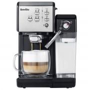 Espressor cafea Breville Prima Latte II Silver 19 bar 1.5 L Argintiu
