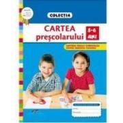 Cartea prescolarului 5-6 ani Roxana Haiden